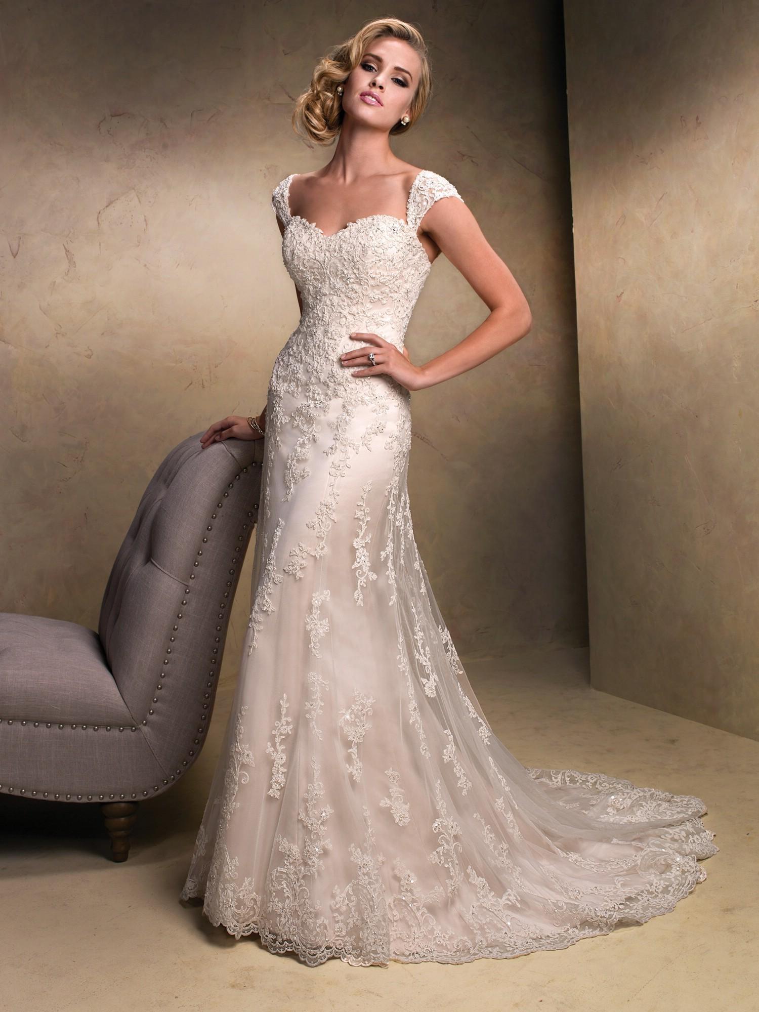 wedding dress maggie sottoro