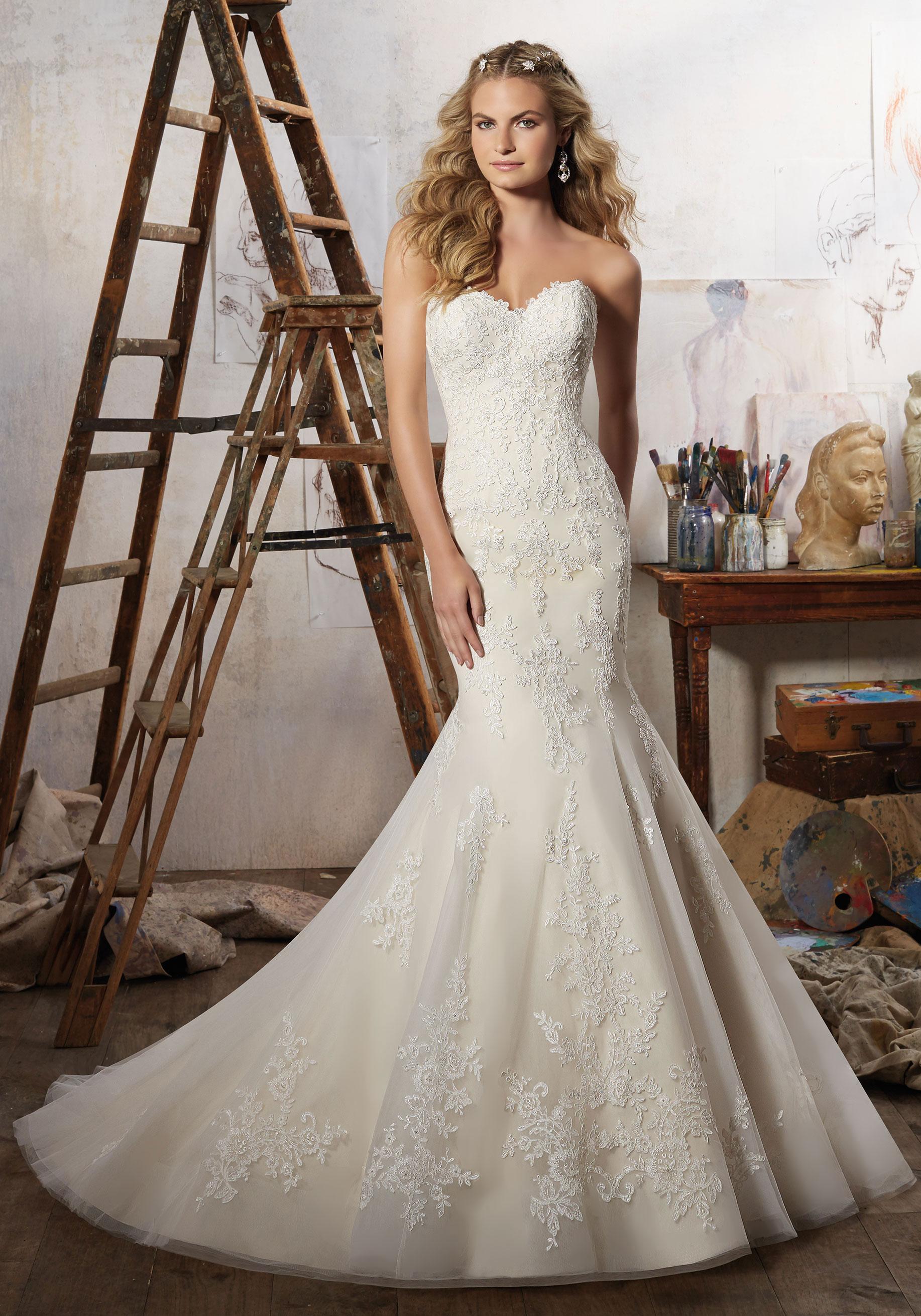 Mori Lee Bridal Gowns | Bliss Bridal | Kelowna BC