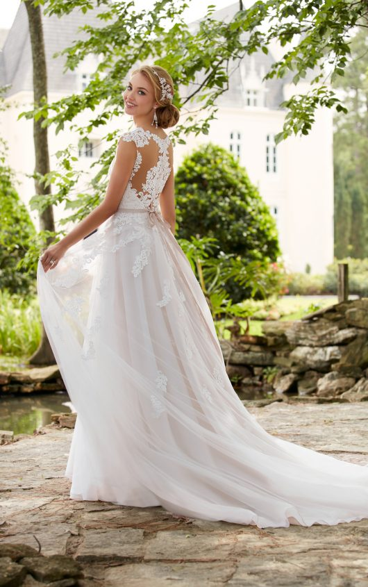 Stella york wedding gowns bliss bridal kelowna bc junglespirit Images